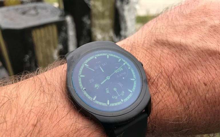 Ticwatch 2 hands-on: Forget expensive Apple and Google watches, this $200 smartwatch packs it all in