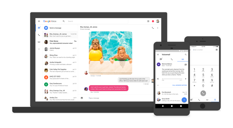 Recent Google Voice updates are welcome additions