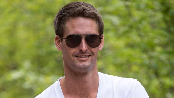 Snap CEO Evan Spiegel basically says the Snapchat redesign is here to stay
