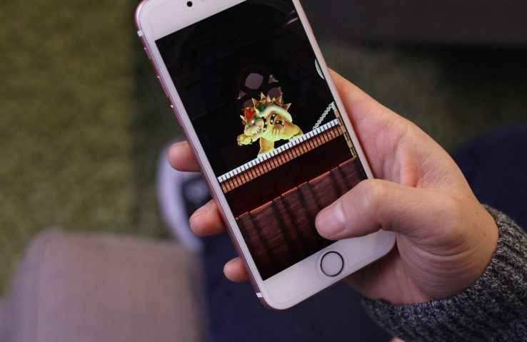 Around 5 percent of 'Super Mario Run' downloaders end up buying the game