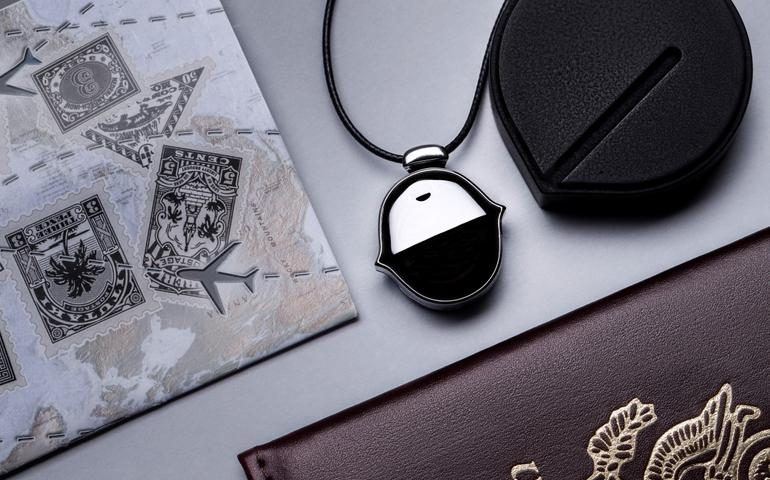 Senstone first look: Intelligent wearable audio recorder that syncs to your phone