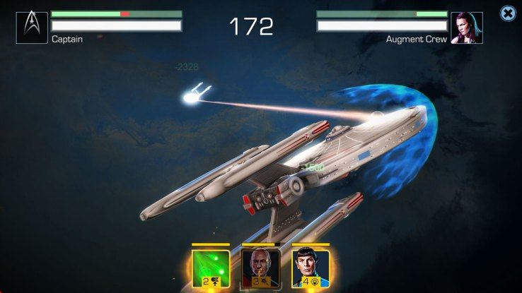 'Star Trek Timelines' game maker Disruptor Beam raises $8.5M