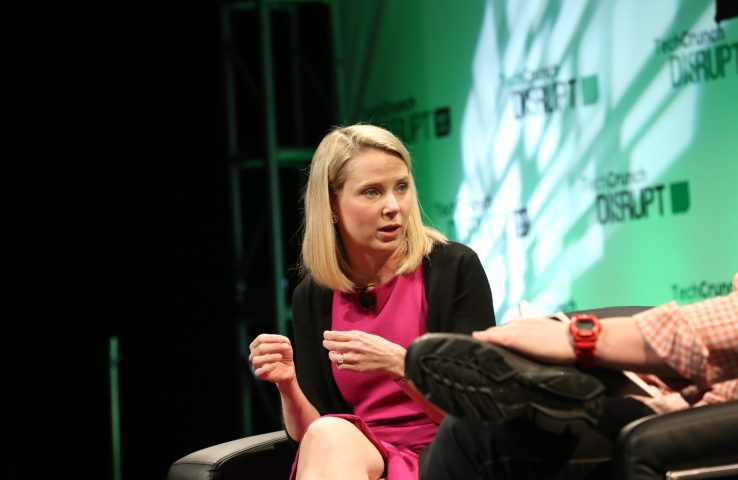 Marissa Mayer forgoes bonus and equity in wake of Yahoo security incidents