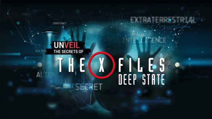 Fox announces an 'X-Files' mobile game coming in 2018