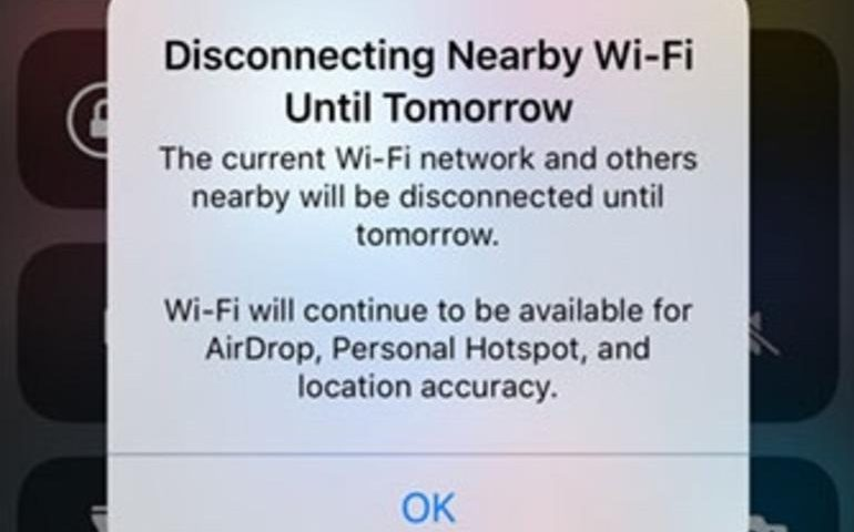 Wi-Fi and Bluetooth on your iPhone is going to get more cumbersome and overly complicated