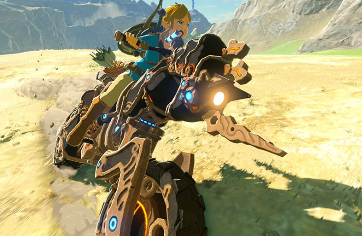 Zelda expansion, Death Stranding and other titles hyped at The Game Awards
