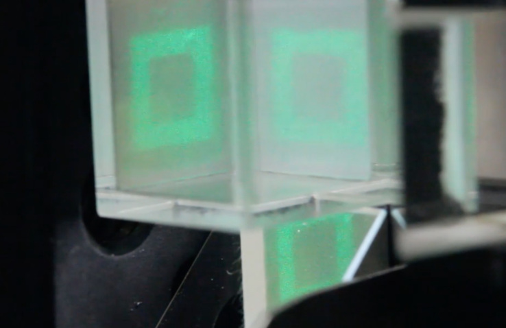 Holography-based 3D printing produces objects in seconds instead of hours