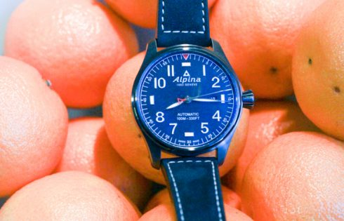 A week on the wrist with the Alpina Startimer