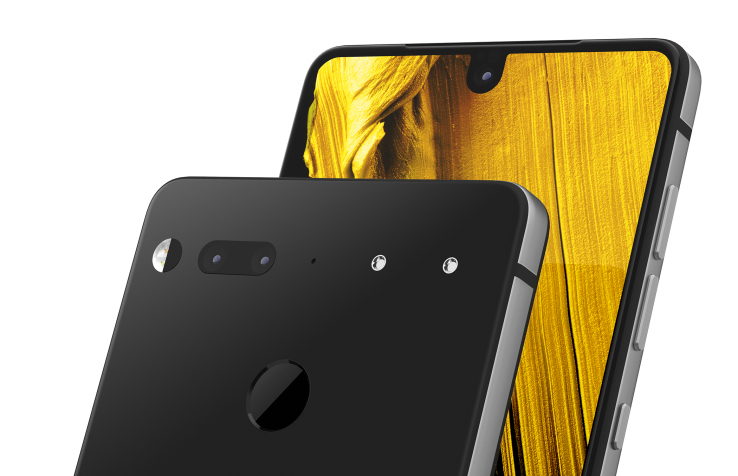 Essential Phone's new 'Halo Gray' color goes on sale exclusively at Amazon