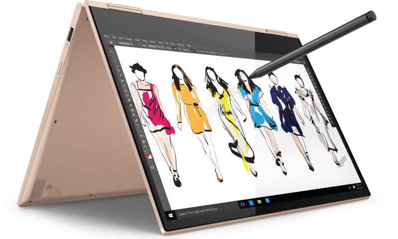 MWC: Lenovo's updated Yoga 730 laptop features latest Intel Core processors, Amazon Alexa support