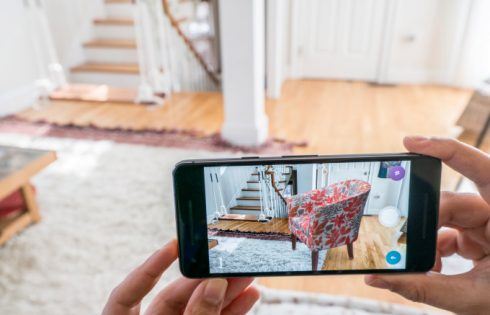 Wayfair's Android app now lets you shop for furniture using augmented reality