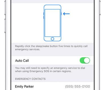 Here's how to disable Emergency SOS on iPhone and Apple Watch