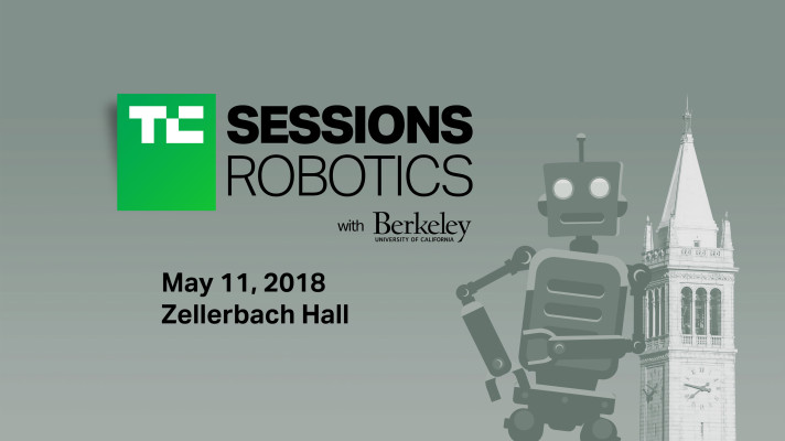 Andy Rubin and Robert Full will be speaking at TC Sessions: Robotics May 11 at UC Berkeley