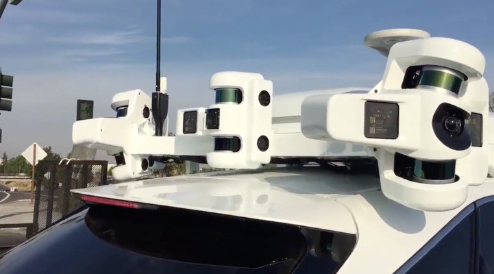 Apple's autonomous vehicle fleet has nearly doubled in the last two months