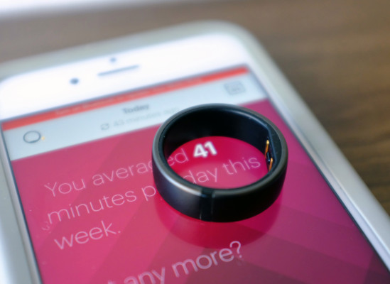 Motiv's neat little fitness ring gets Android and Alexa support