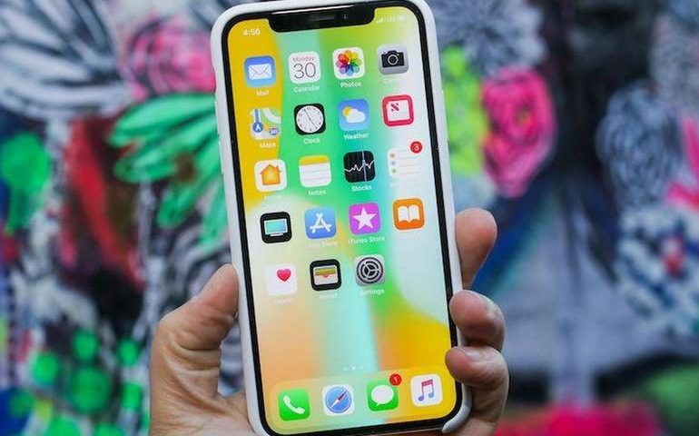 iPhone X global profits alone beat all Apple's rivals and it's not even close