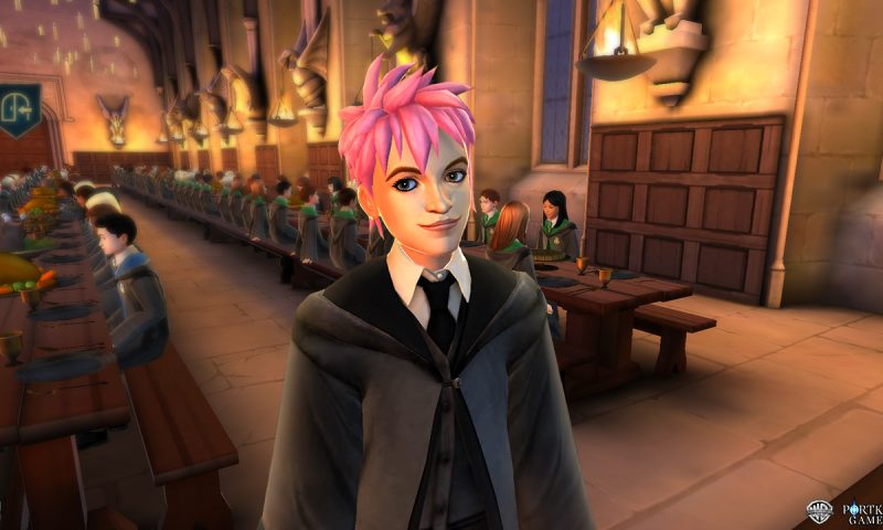 New Harry Potter game, launching today, lets players enroll in Hogwarts