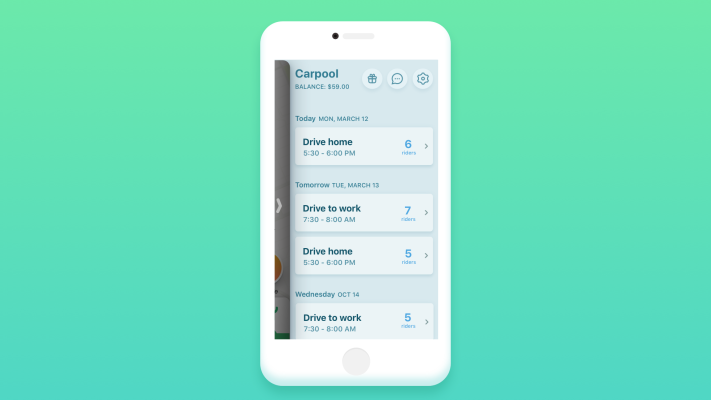 Waze Carpool expands to the entire state of Washington