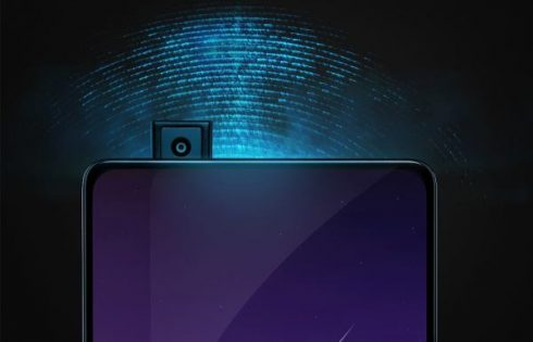 Vivo's all-screen phone with a flip-up camera could arrive in June