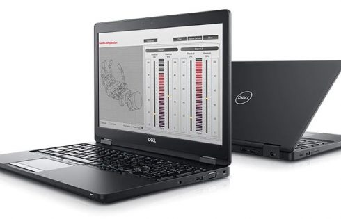 Dell refreshes Precision laptops with Ubuntu Linux pre-installed