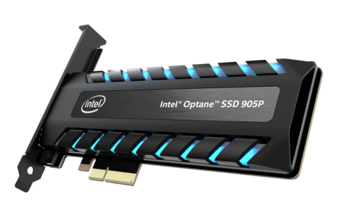 Intel boosts class-leading speed with Optane SSD 905P drives