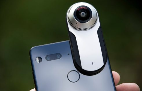 Essential discounts its 360 Camera to $19, a day after its phone was half-off