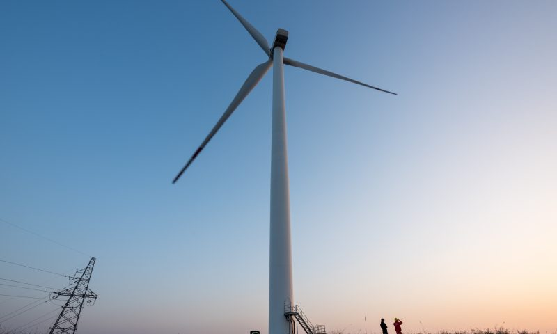 Apple announces clean energy fund in China