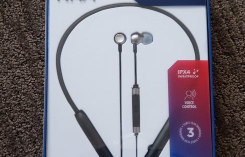 RHA MA390 Wireless earbuds hands-on: 8 hour battery, assistant button, and reasonable price