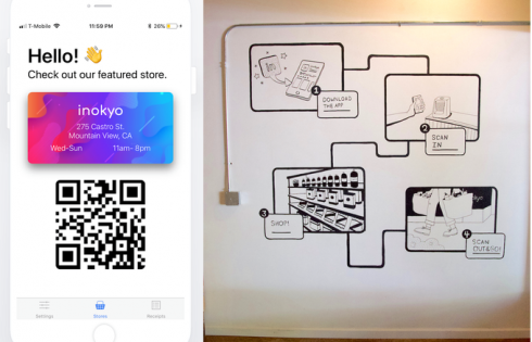 Autonomous retail startup Inokyo's first store feels like stealing
