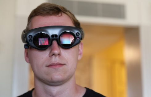 Magic Leap One's first big game is another Angry Birds; here's what it's like