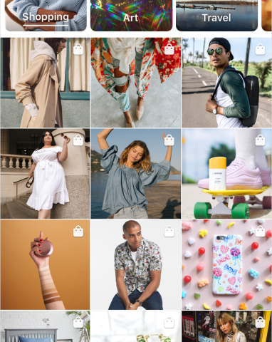 Instagram Shopping gets personalized Explore channel, Stories tags