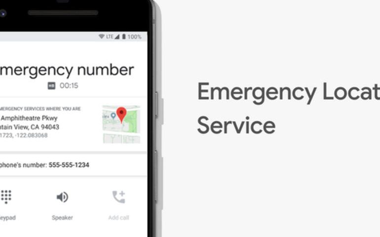Android phones: Dialing 911 now automatically shares your location