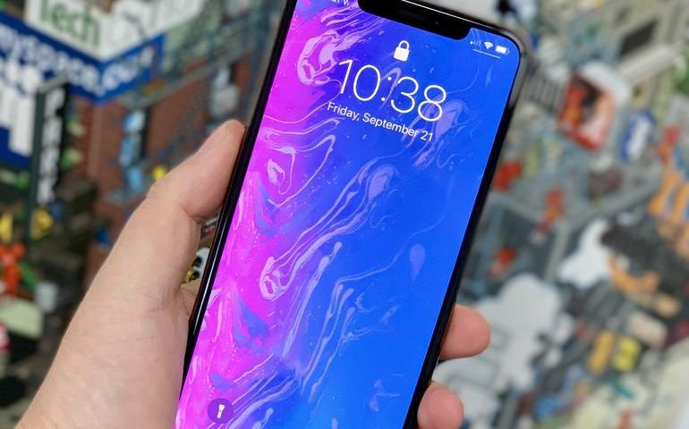 iPhone XS Max first impressions: It's big, but not too big