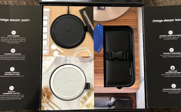 Mophie 30-day wireless challenge: Staying powered up without a cable connection