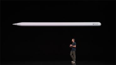 """Apple confirms new """"Pencil"""" Stylus won't work with Qi charging standard"""