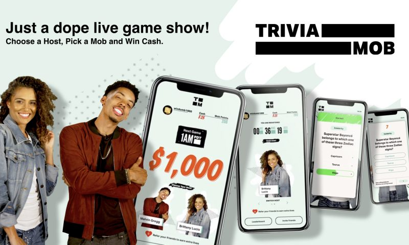 Live streaming studio, Culture Genesis, launches its first show, the quiz-based Trivia Mob