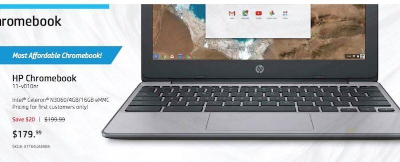 Best Chromebook Black Friday 2018 deals: Dell, Google, HP, and more