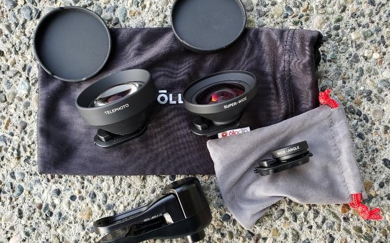 Olloclip Intro and Pro Lenses with Multi-Device Clip first take: Affordable and advanced lens options with a universal smartphone clip