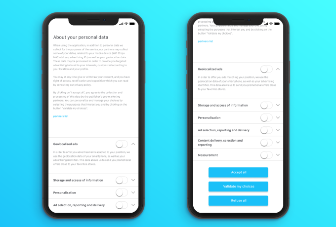 This early GDPR adtech strike puts the spotlight on consent