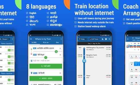 Google has acquired one of India's most popular train tracking apps