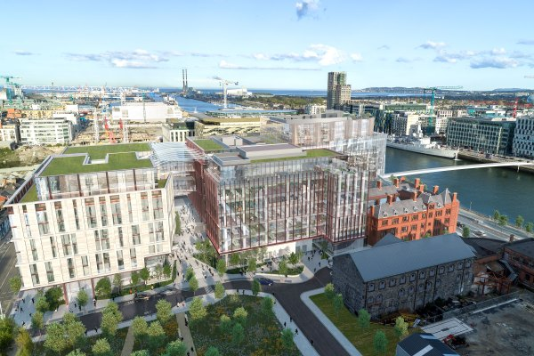 Salesforce is building new tower in Dublin and adding hundreds of jobs