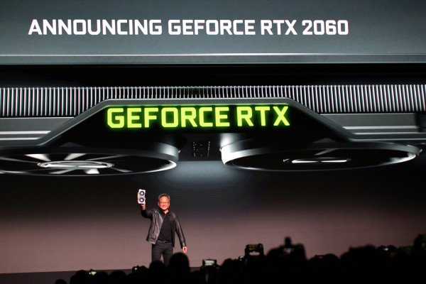 Daily Crunch: Nvidia breaks with tradition at CES 2019