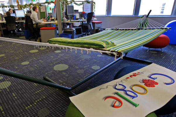 As GE and Amazon move on, Google expands presence in Boston and NYC