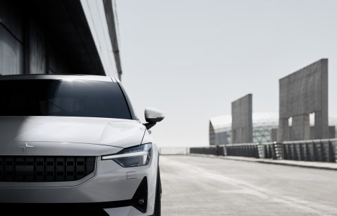 Polestar unveils its all-electric response to the Tesla Model 3