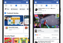 In a challenge to Twitch and YouTube, Facebook adds 'Gaming' to its main navigation