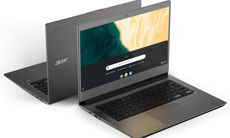 Acer launches two new Chromebooks for the enterprise starting at $499