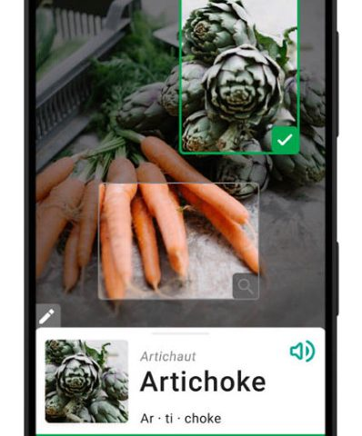 Microsoft's new language learning app uses your phone's camera and computer vision to teach vocabulary