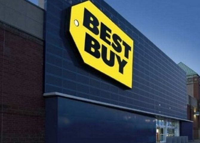 Apple says go to Best Buy for repairs. A Best Buy salesman gave me the bad news