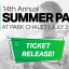 More tickets available to the 14th Annual TechCrunch Summer Party