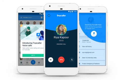 Anti-spam service Truecaller adds free voice calling feature
